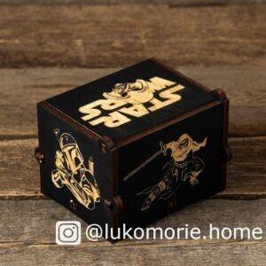 Музыкальная шкатулка Star Wars
